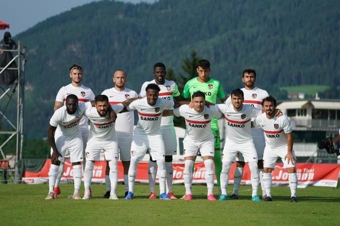 Gaziantep FK, Mainz 05'e 1-0 mağlup oldu