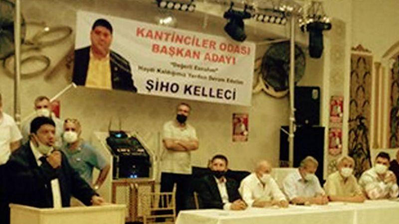 Gaziantep'te kantinciler odasında kıran kırana seçim. Sürpriz başkan Kim?