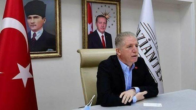 Gaziantep Valisi Davut Gül'den son dakika yangın açıklaması! Panik yapmayın…