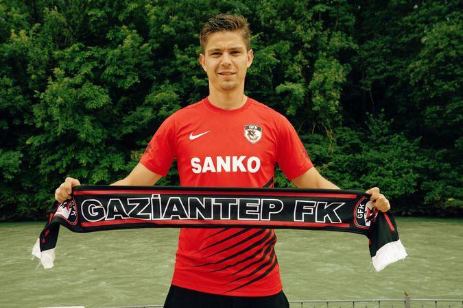 Torgeir Borven Gaziantep FK'ya imza attı