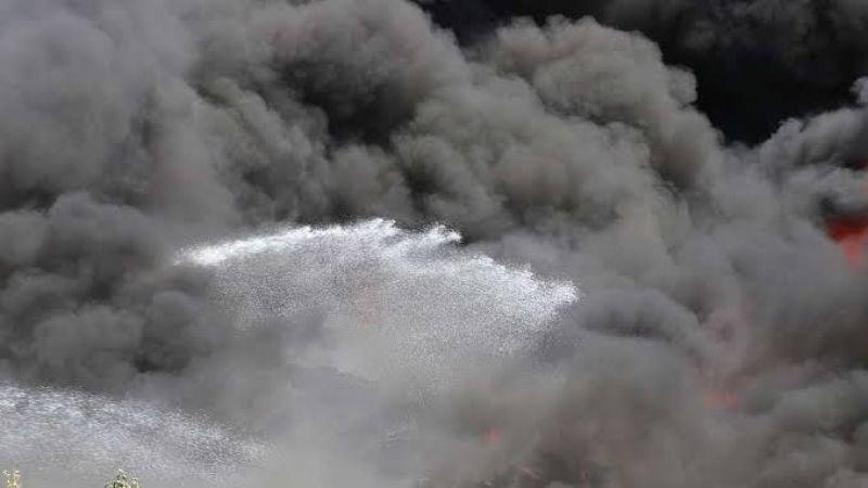 Son dakika! Gaziantep'te yangın var mı? Yangın kokusu ve bulutu Gaziantep'i sardı…