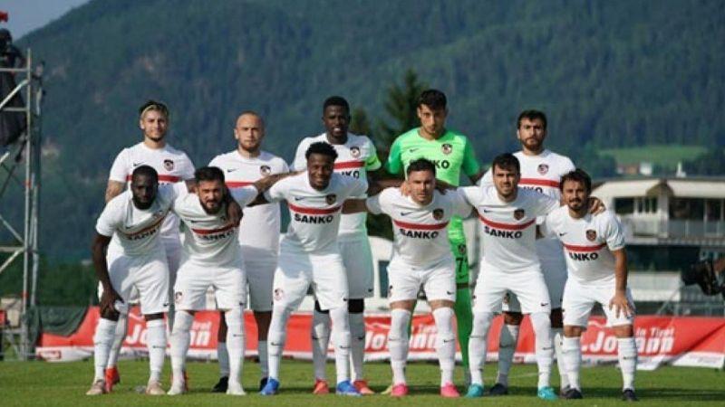 Gaziantep FK'nın 3 haftalık fikstürü belli oldu