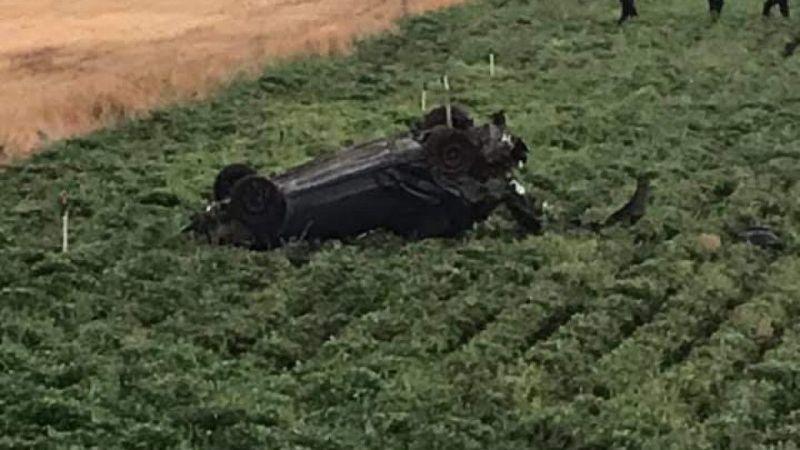 Son Dakika:  Gaziantep'te Yine Kaza! Otomobil takla attı: 1 ölü