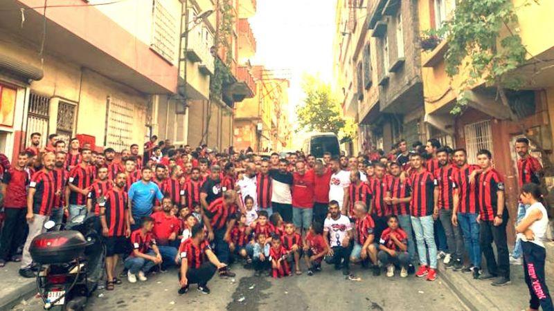 Gaziantepspor sevgisi çığ gibi!