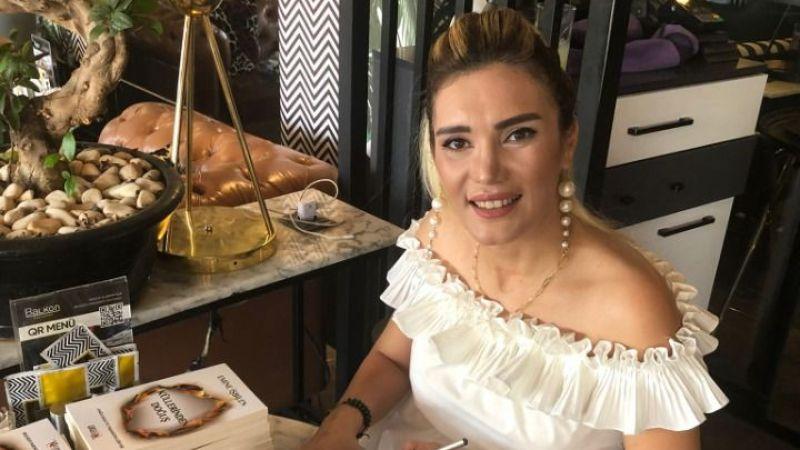 Yazar Emine İşbilen, Gaziantep'te okurlarıyla buluştu