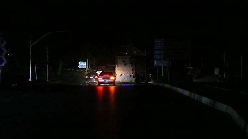 Son Dakika:Gaziantep'te elektrik kesintileri isyan ettirmeye devam ediyor.