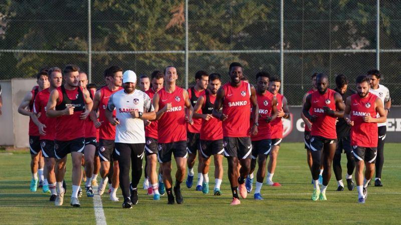 Gaziantep FK yeniden sahaya indi