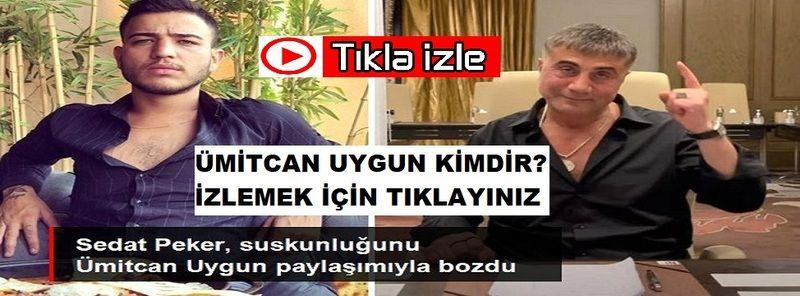 Video Haber: Sedat Peker'den Ümitcan Uygun paylaşımı: Neden tutuklanmadığını anlatacağım