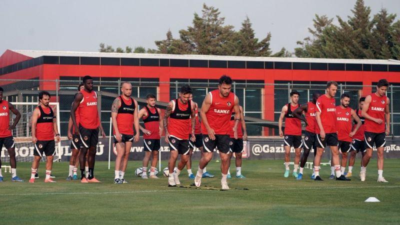 Gaziantep FK boş durmuyor
