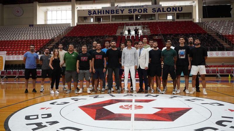 Gaziantep Basketbol salona indi
