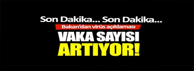 Son Dakika...Vaka Sayısı Gaziantep'te Yine Patladı