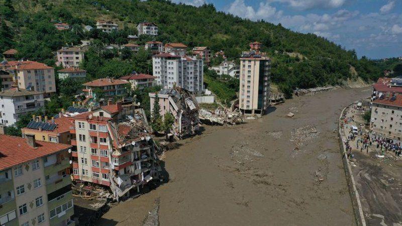 Kastamonu ve Sinop sel felaketinde son durum! Bakan Soylu açıkladı: 77 kayıp ihbarı var