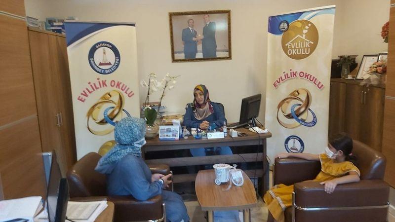 Şahinbey Belediyesi'nden ailelere ücretsiz danışmanlık hizmeti