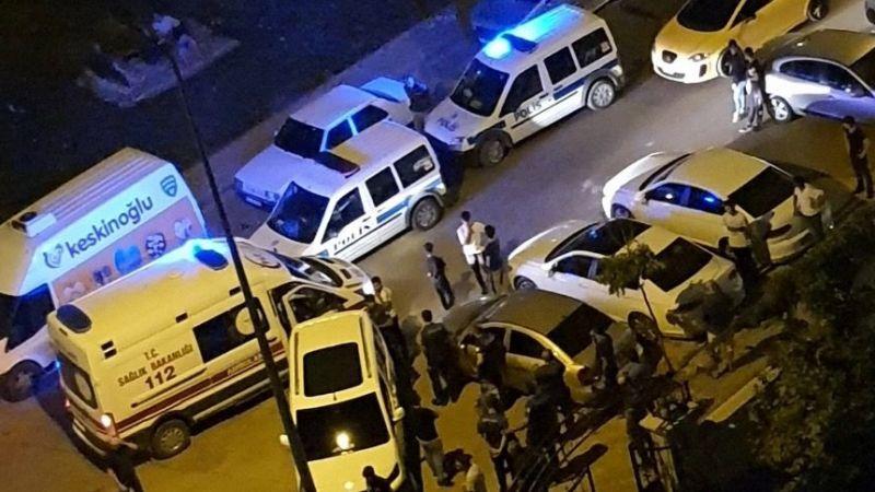 Gaziantep Seyrantepe'de kanlı çatışma! Dört ekip otosu olay yerinde…