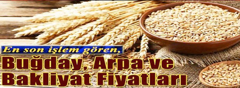 Gaziantep'te Bakliyat Fiyatları! Gaziantep'te Kırmızı Kabuklu Mercimek  9.90, Ekmeklik Buğday 2.42'den alınıyor