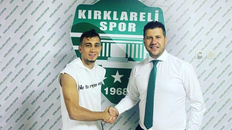 Gaziantep FK'lı Ali Ateş, Kırklarelispor'a kiralandı