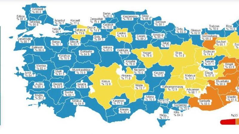 Son Dakika: Mavi Gaziantep! Gaziantep Aşıda 'MAVİ' Oldu...