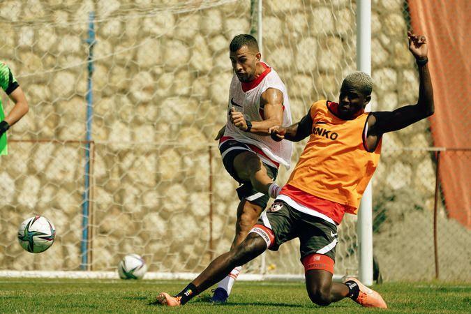 Gaziantep FK'da Antalya alarmı
