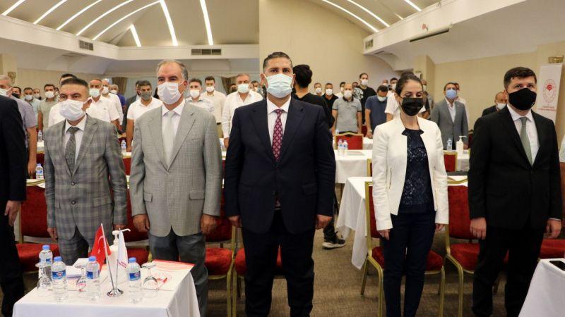Gaziantep'te çiğ süt verimliliği toplantısı