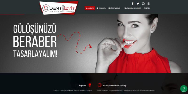 İzmit Diş Hekimi ile Sağlıklı Dişler ve Güzel Gülüşler