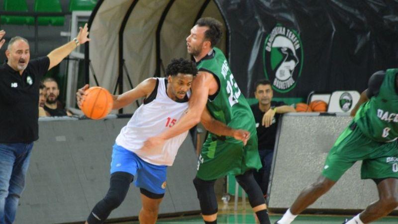 Gaziantep Basketbol iyi başladı 40-66