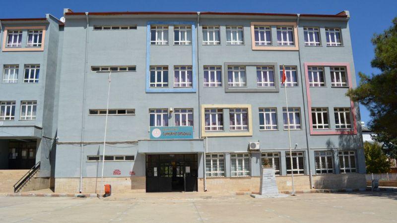 İslahiye'de okullar yüz yüze eğitime hazır