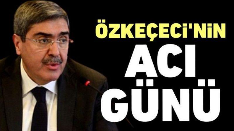 AK Parti Gaziantep İl Başkanı M. Eyup Özkeçeci'nin Acı Günü