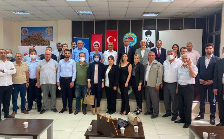 Deva Partisi'nin Gaziantep çıkarması