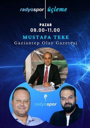 Radyospor'da Gaziantep FK'yı konuştuk