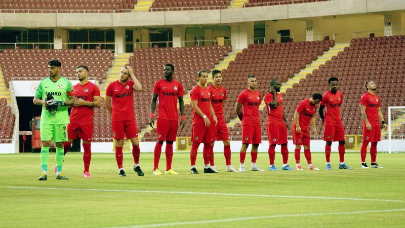 Gaziantep FK'nın yaş ortalaması 27.3