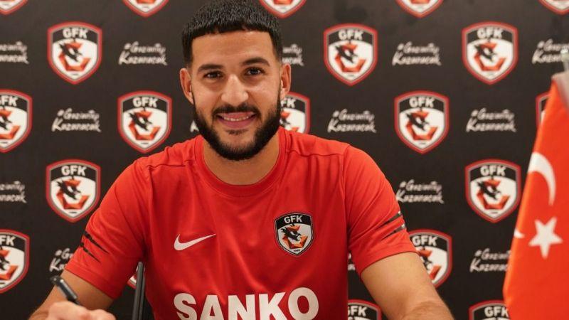 Ahmed El Messaoudi Gaziantep FK'da