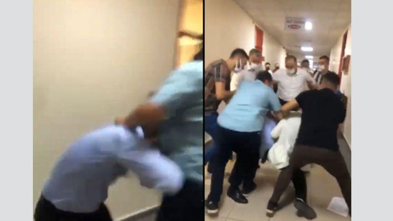 Gaziantep'te dövülen avukat kim? Neden dövüldü?