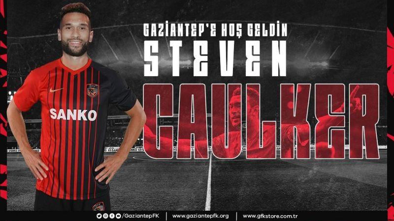 Steven Caulker resmen Gaziantep FK'da