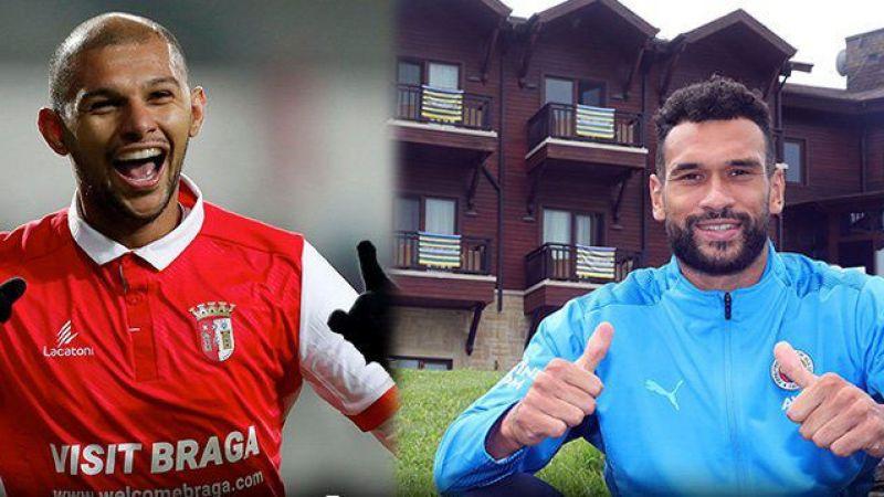 Gaziantep FK'ya hangi yabancı geliyor?