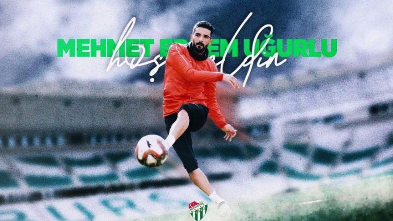 Mehmet Erdem Uğurlu, Bursaspor'a gitti