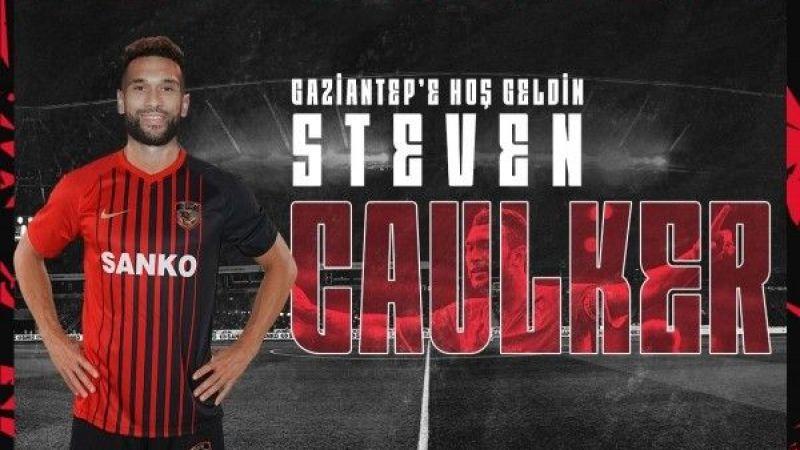 Steven Caulker'in kariyeri başarılarla dolu