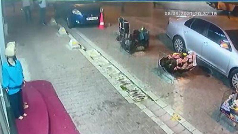 YOL VERME KAVGASI; Kafasına baltayla vurup öldürdü!