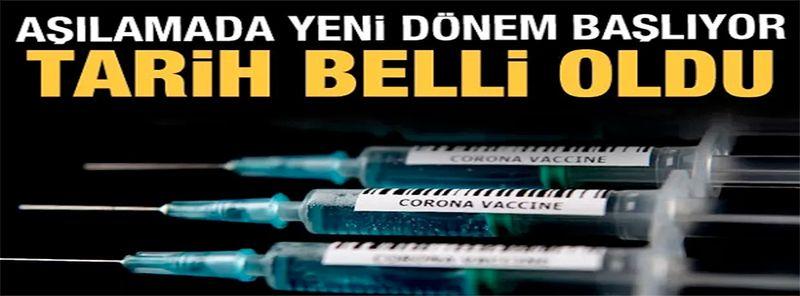Koronavirüse karşı 3. doz BionTech aşısı ne zaman başlayacak? İşte plan