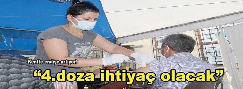 """Son Dakika: Gaziantep Uyarıldı! İl Sağlık Müdürü 'TİRYAKİ': """"4.doza ihtiyaç olacak!"""""""