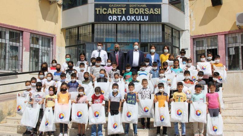 GTB''den öğrencilere okul kıyafeti desteği