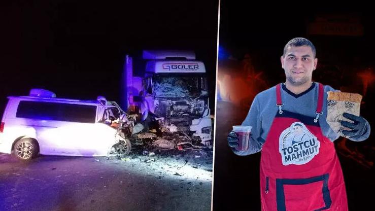 Adana Ağlıyor! Hangi ünlü tostçu trafik kazasında öldü?