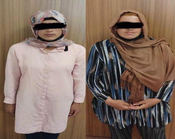 Gaziantep'te Hırsızlık Yapmışlardı.Gezici Altın Hırsızları Yakalandı