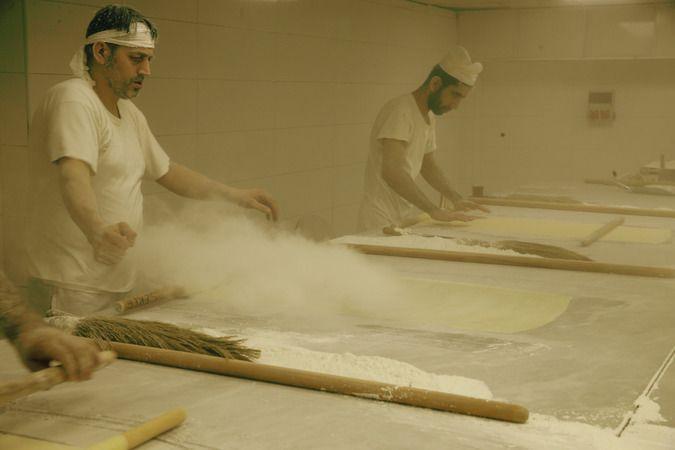 Gaziantep'teki baklavacılar yılda 500 milyon TL'lik satış yapıyor