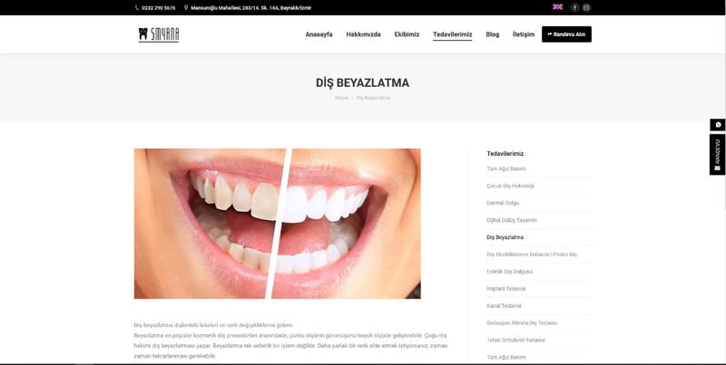 Dişlerinizdeki Işıltının İmzası Smyra!