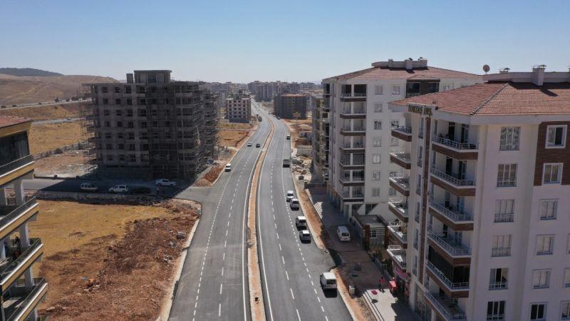 Belkıs Mahallesi'ne 4 yeni cadde