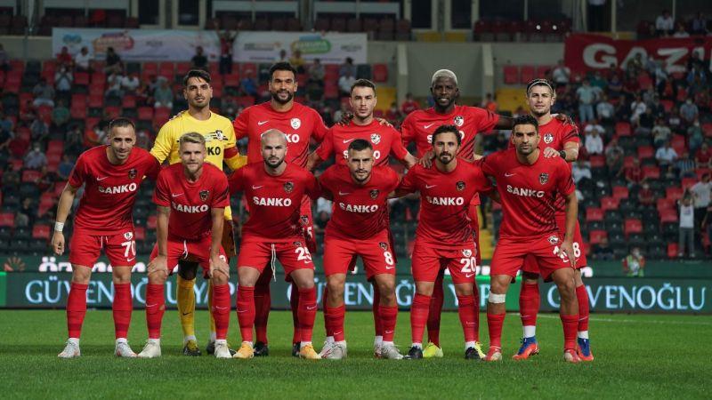 Gaziantep FK'da kan değişimi