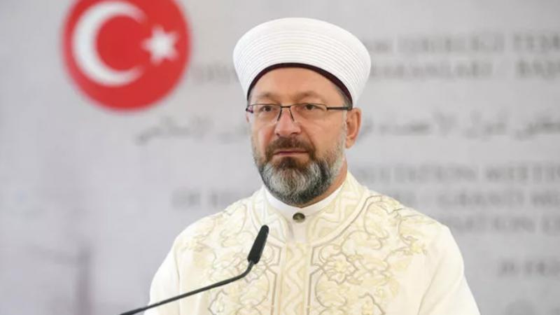 Diyanet İşleri Başkanı Ali Erbaş Gaziantep'e ne zaman geliyor?