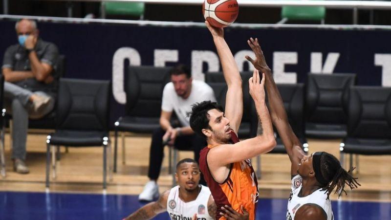 Gaziantep Basketbol, Galatasaray'a yenildi
