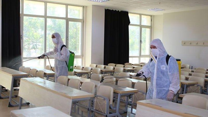 Gaziantep'te ve ilçelerinde koronadan hangi okullardaki sınıflar karantinada?