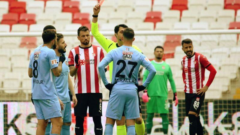Sivasspor'la 5. randevu
